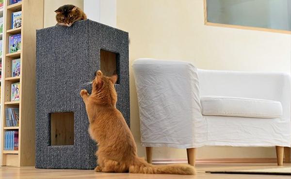 kratzbaum online shop kratzb ume. Black Bedroom Furniture Sets. Home Design Ideas
