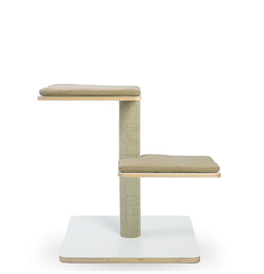 kratzbaum online shop variante senior. Black Bedroom Furniture Sets. Home Design Ideas