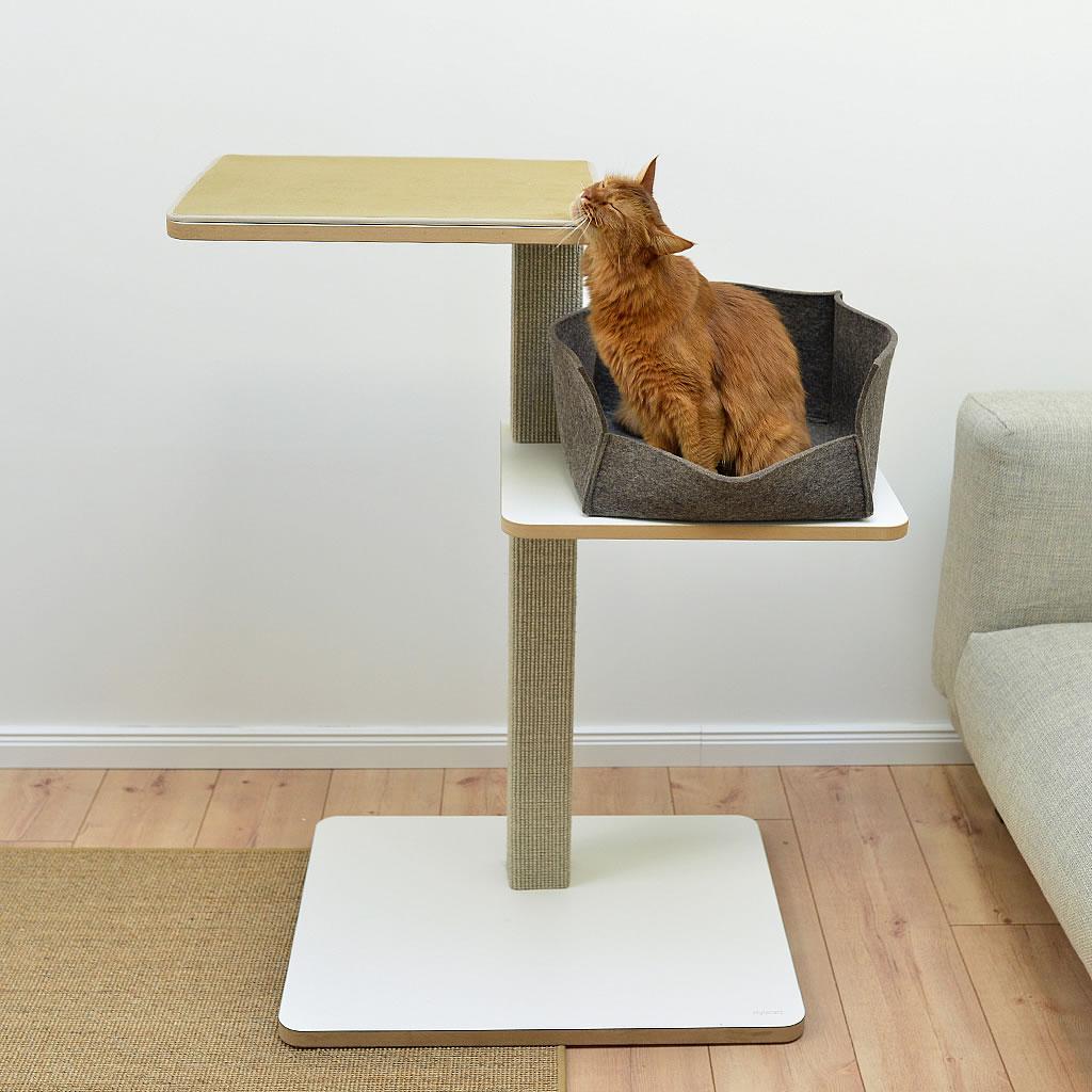 kratzbaum online shop kratzbaum clu 2 liegefl chen. Black Bedroom Furniture Sets. Home Design Ideas