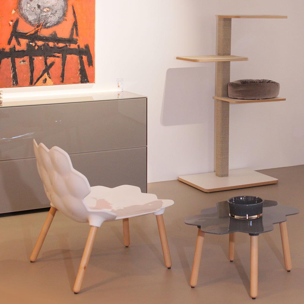 kratzbaum online shop kratzbaum clu 3 liegefl chen. Black Bedroom Furniture Sets. Home Design Ideas