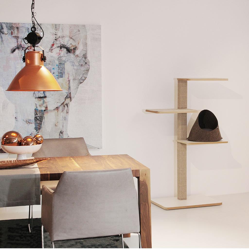 kratzbaum online shop kratzbaum clu 4 liegefl chen. Black Bedroom Furniture Sets. Home Design Ideas
