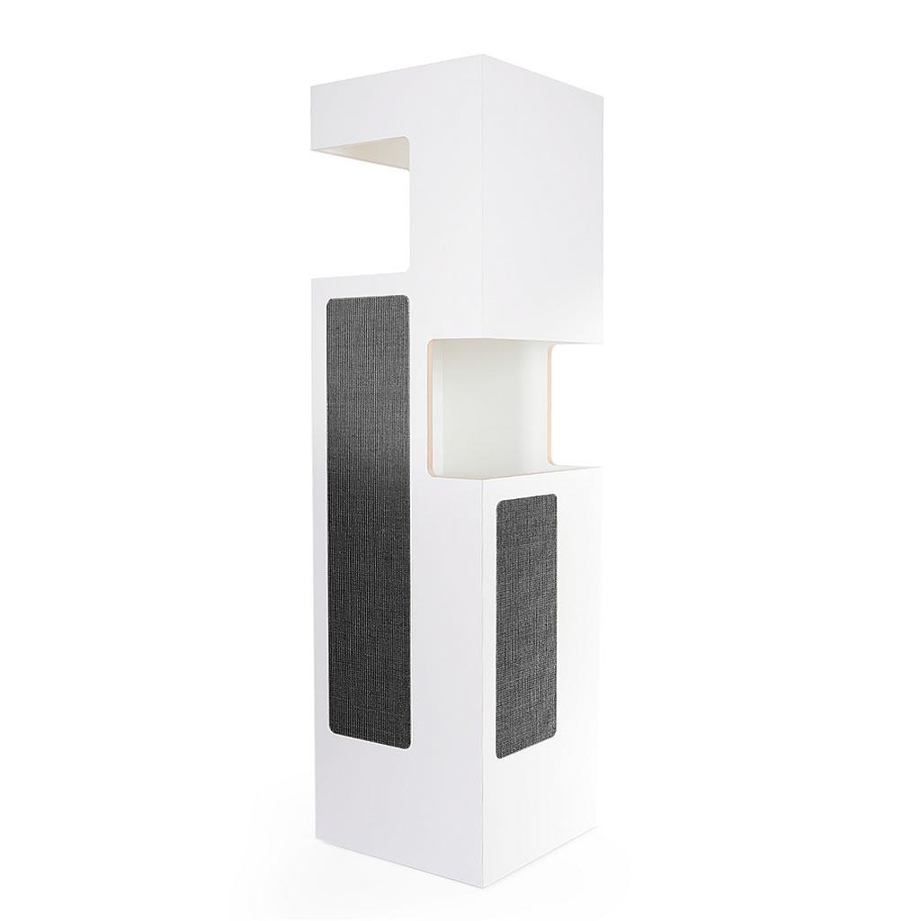 kratzbaum online shop kratzbaum empire wei sisal anthrazit. Black Bedroom Furniture Sets. Home Design Ideas