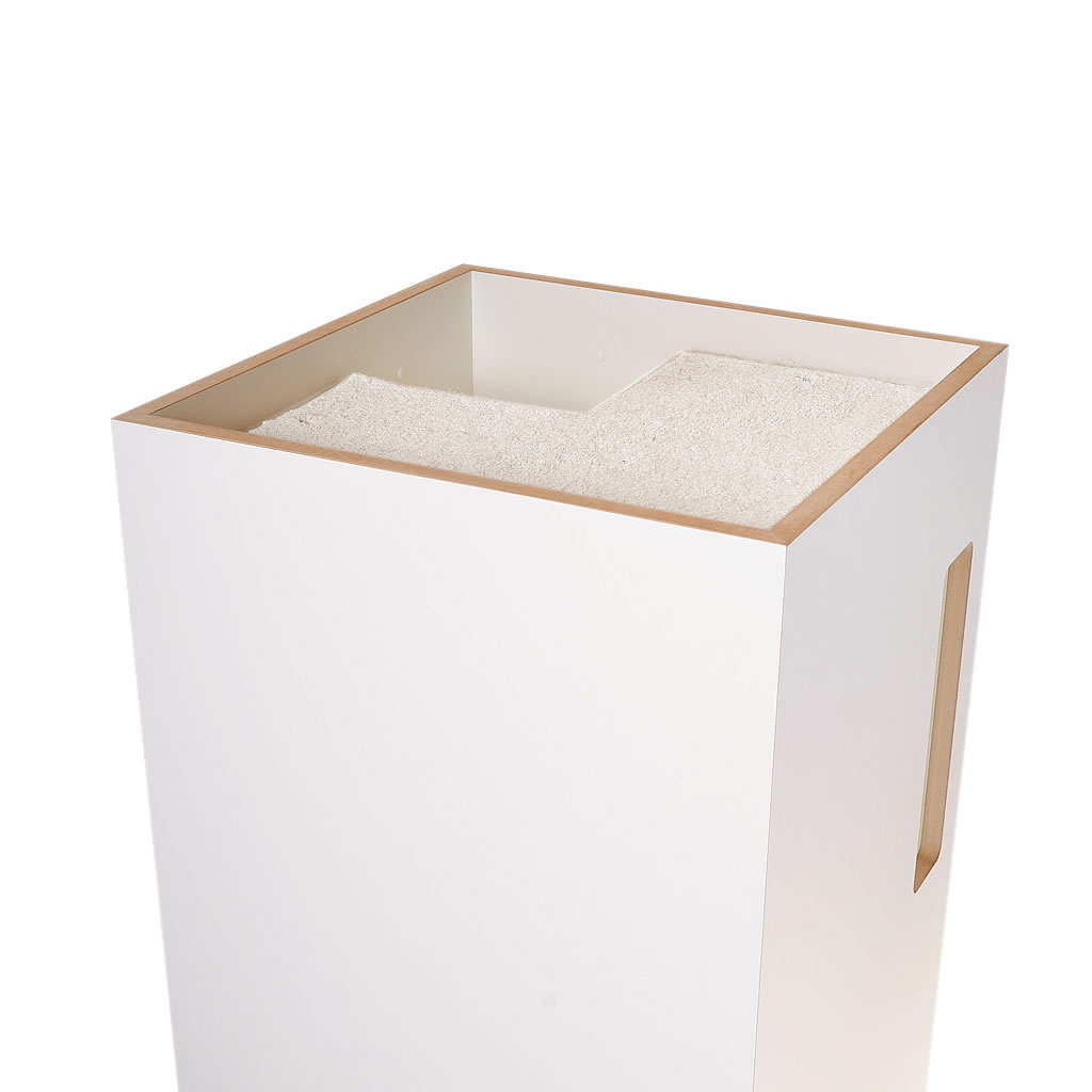 kratzbaum online shop kratzbaum empire ersatzteil bodenauflage wei. Black Bedroom Furniture Sets. Home Design Ideas
