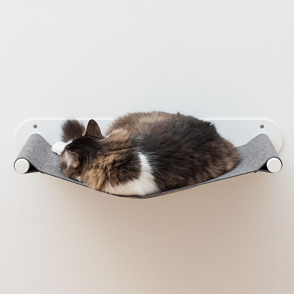 ... Hängematte LOUNGER, Weiß   Produkt   Design Kratzbäume Made By  Stylecats ...