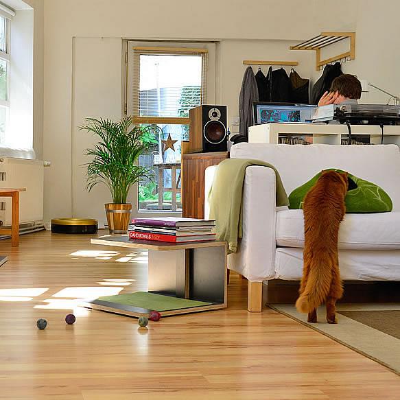 kratzbaum online shop filzh hle homy xl colour in kieseloptik. Black Bedroom Furniture Sets. Home Design Ideas