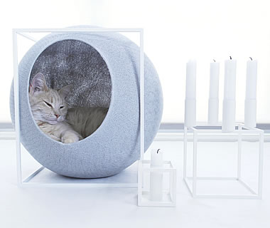 Cat Cave, Cuddly Cave THE CUBE - More product information