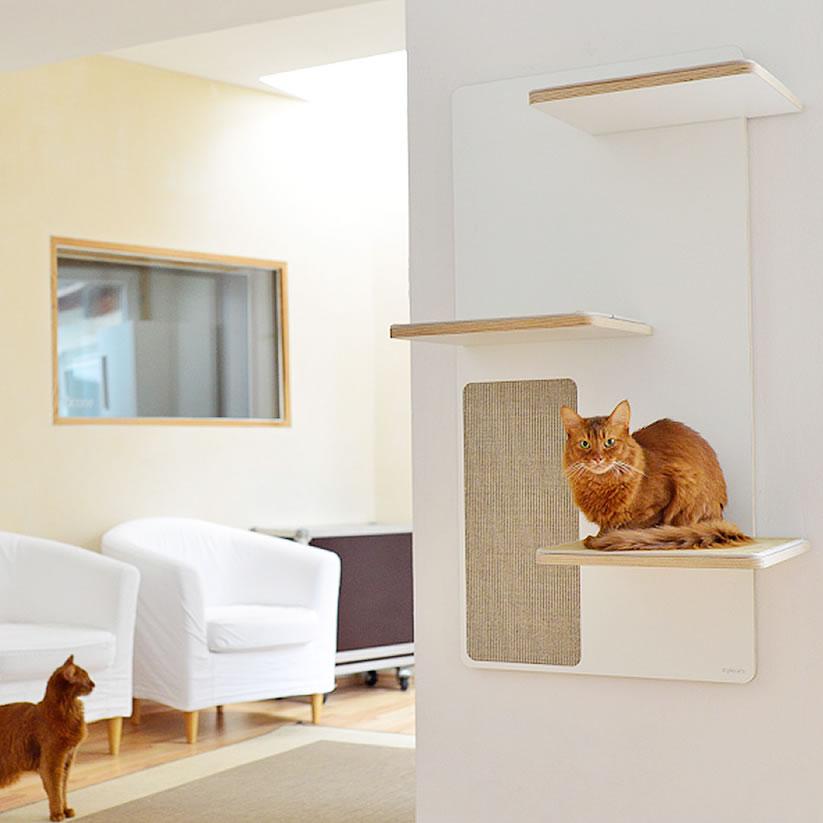 kratzbaum design amazing farbe beige with kratzbaum design interesting von silvio design. Black Bedroom Furniture Sets. Home Design Ideas
